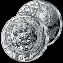 10€ Argent France 2022