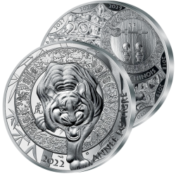 20€ Argent France 2022