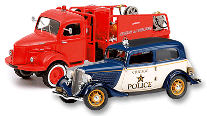 Pompiers – Police