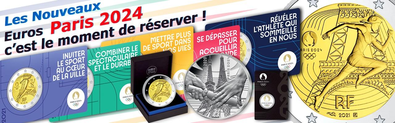 Les Nouveaux Euros Paris 2024