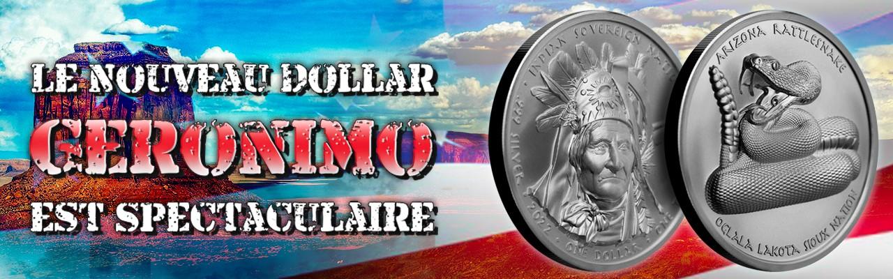 Le Nouveau Dollar Geronimo est Spectaculaire